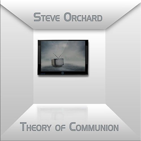 Steve Orchard | Theory of Communion | CDr