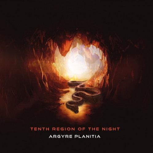 Argyre Planitia | Tenth Region Of The Night | CD