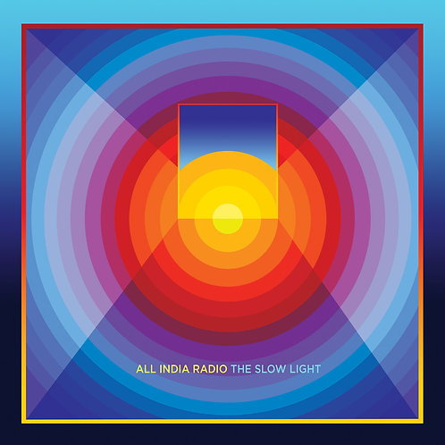 All India Radio | The Slow Light | CD