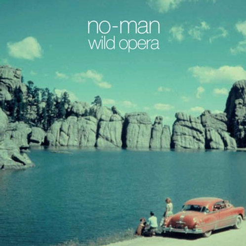 no-man | Wild Opera | Compact Disc (2CD)