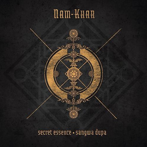 NAM-KHAR   SECRET ESSENCE - SANGWA DUPA   CD