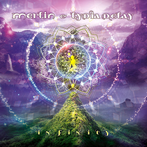 Merlin & Lydia Delay | Infinity | CD