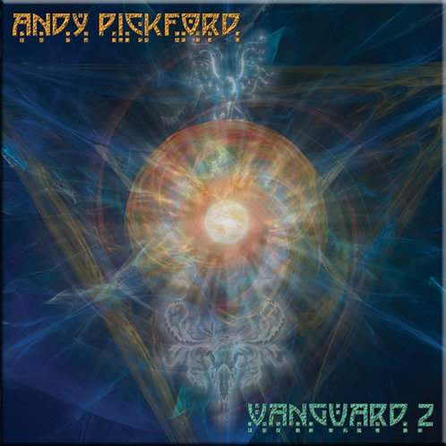 Andy Pickford | Vanguard 2 | CD