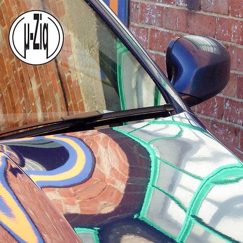 µ-Ziq | Challenge Me Foolish | 2 x Vinyl