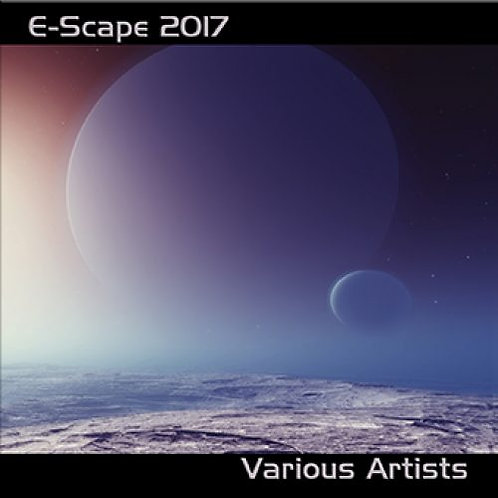 Various Artists | E-Scape 2017 Compilation | CD