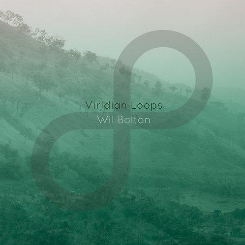 Wil Bolton | Viridian Loops | CD