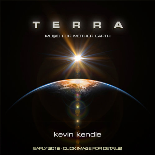 Kevin Kendle | Terra | CD