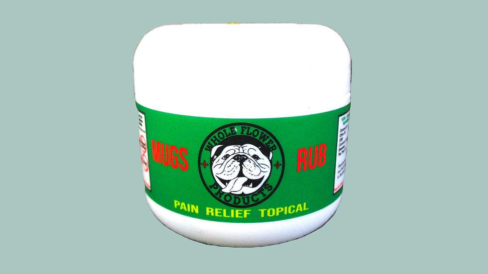 Mug's Rub Topical Salve 3 oz.
