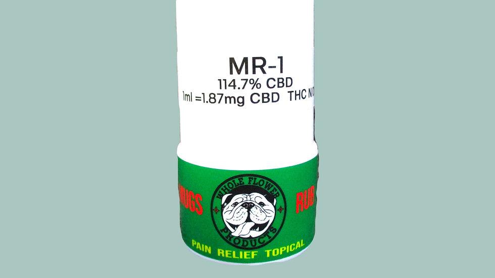 Mug's Rub roll on 1 oz.