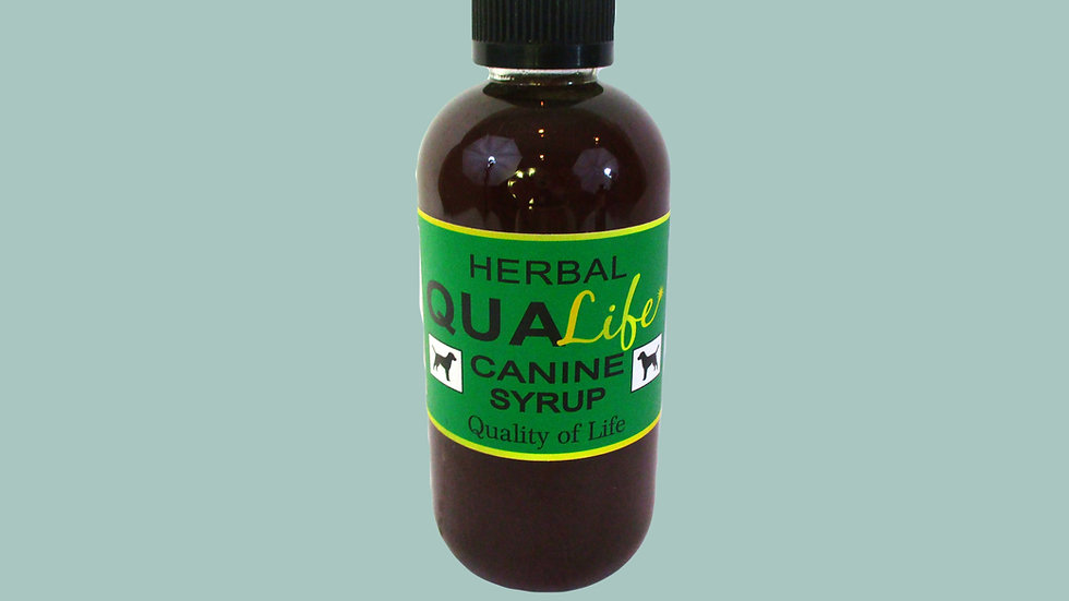 Qualife Canine Formula 8 oz.
