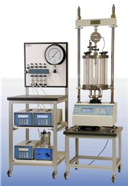 Unsaturated Triaxial Testing System