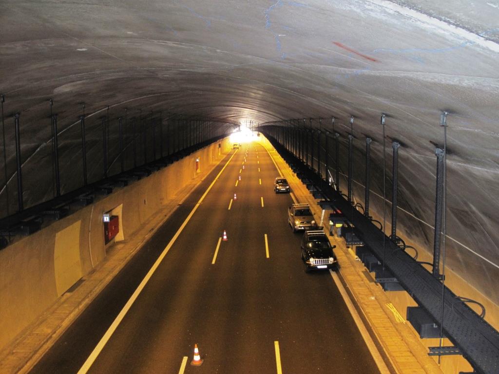 Skiron Tunnel