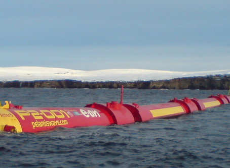 A Goodbye to the P2 Pelamis