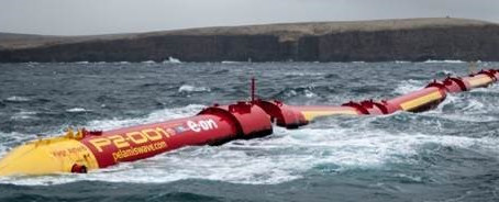 Wave Energy Scotland awards their 1st contract to Quoceant