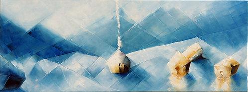 Blue Ascona