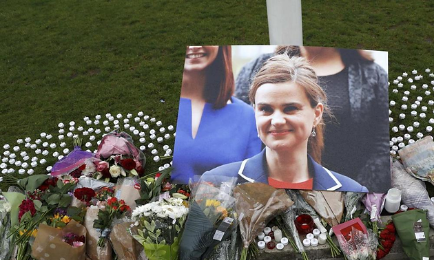 I've never met Jo Cox, but I'm not ashamed to say that her