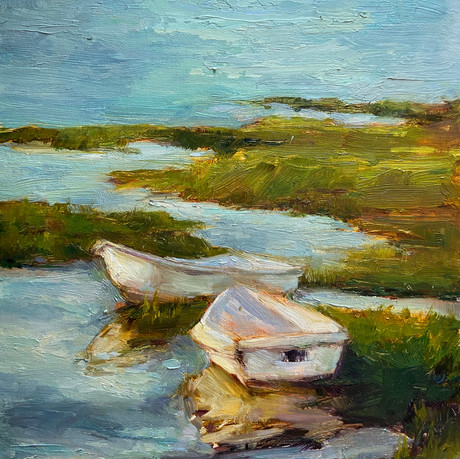 Two Little Boats