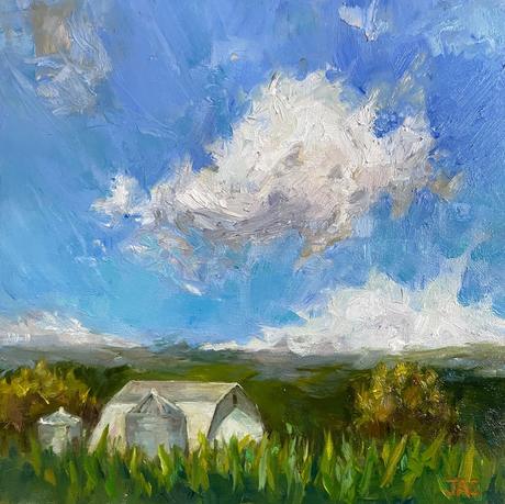 Clouds over Cornfields