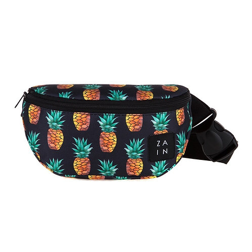 Сумка на пояс 129 (pineapple)