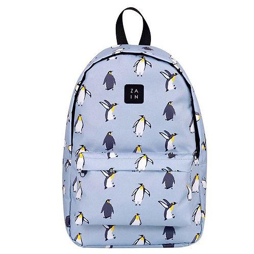Рюкзак ZAIN 261 (Пингвины)