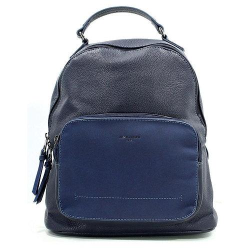 рюкзак David Jones женский, синий