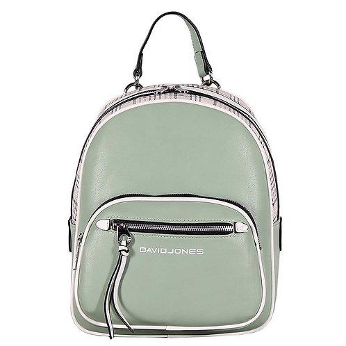 Рюкзак женский David Jones 6282-2 l.green