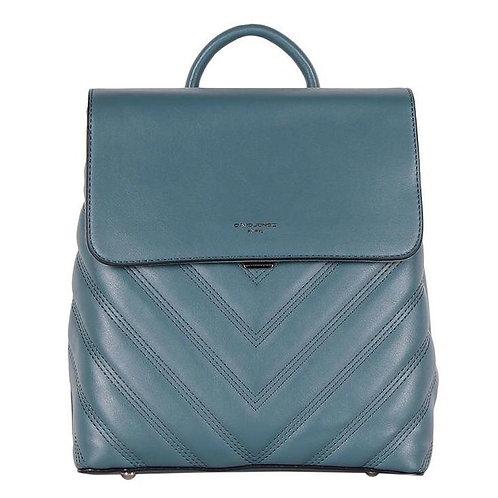 Рюкзак женский David Jones 6440-2 p.blue
