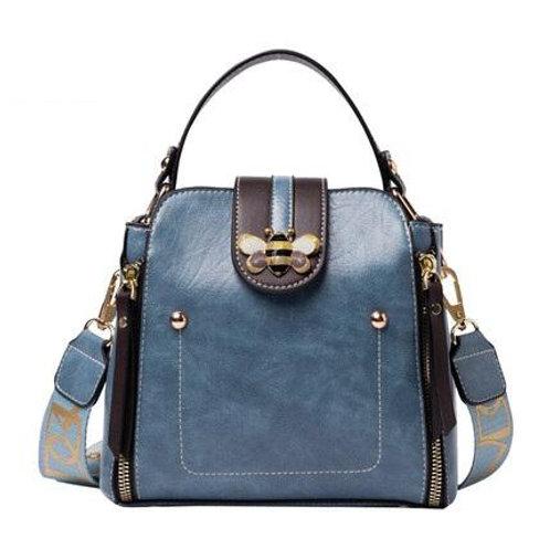 сумка женская beibaobao blue 328
