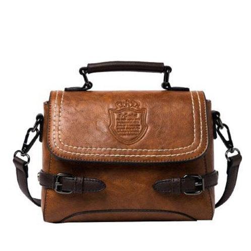 сумка женская beibaobao brown 319
