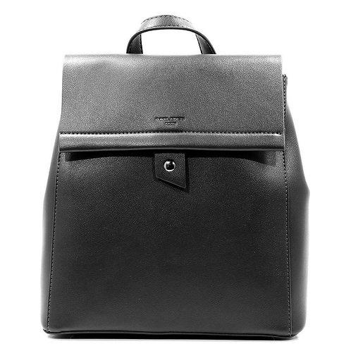 рюкзак David Jones женский, чёрный