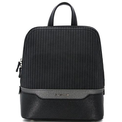 рюкзак David Jones женский, черный