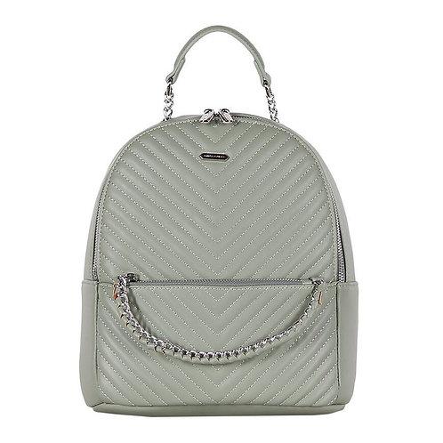 Рюкзак женский David Jones 6232-3 l.green