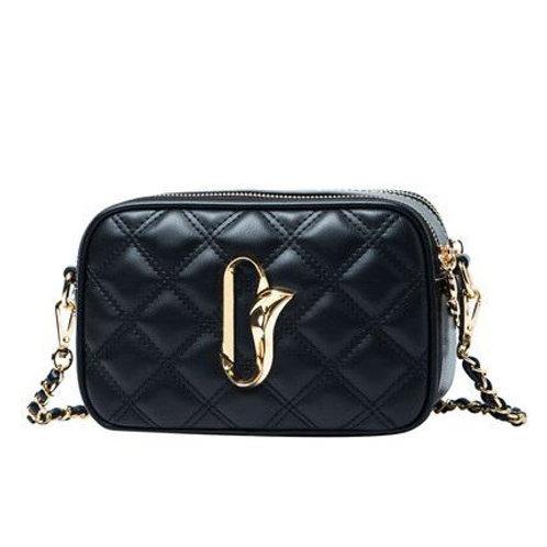 сумка женская beibaobao чёрная 331