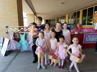 Ballerina and Military Wife Adds a Ballet School to the U.S. Air Force Base