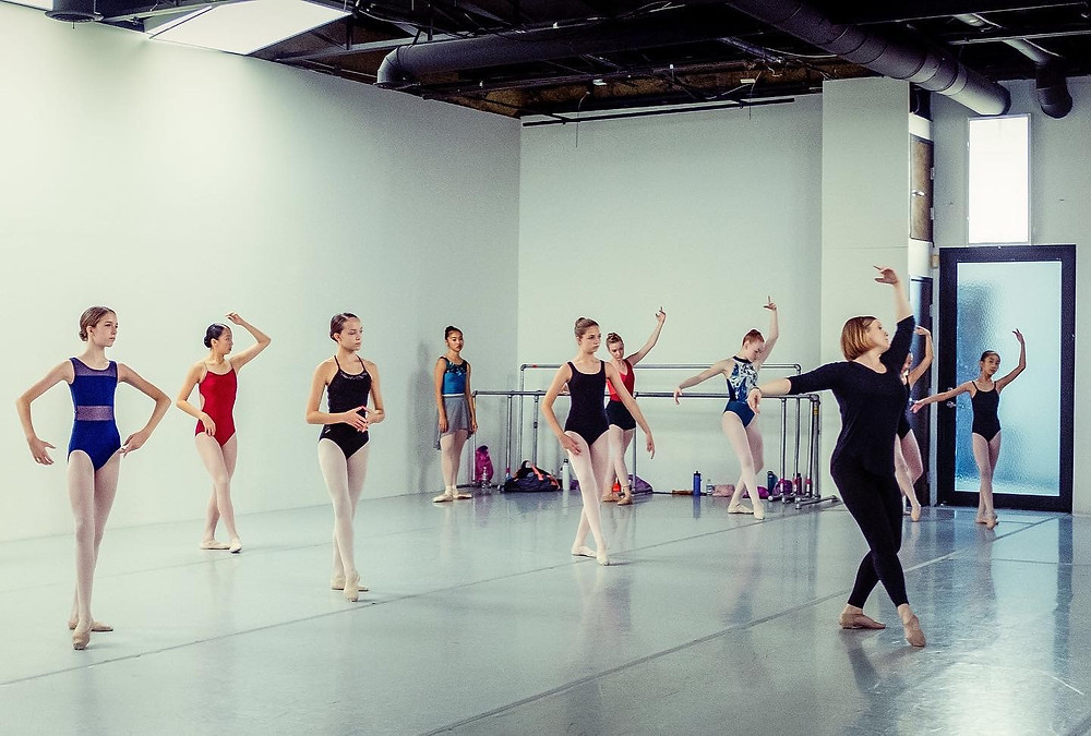 Photo Credit: Avant Chamber Ballet in Dallas, TX