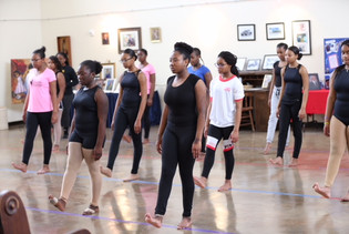 Dazzle Dance in Monroe, LA Hosts 'Dance Day at the Museum' at the African-American Heritage