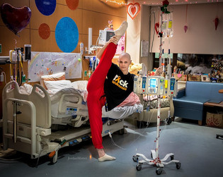 Dancer Plans to Return to Competition after Kicking Leukemia's Butt!