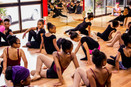 Follow this online ballet resource for a free ballet class on Friday, March 13, 2020