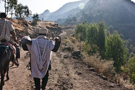 Two Days community trekking tour to Ad Medhane Alem (Atabkit)/ Asheten Mariam