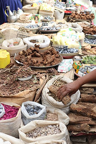 Merkato, te bigest open air market in Africa