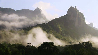 Peaks of Bale Mountains