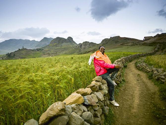 Lalibela trekking tour guide