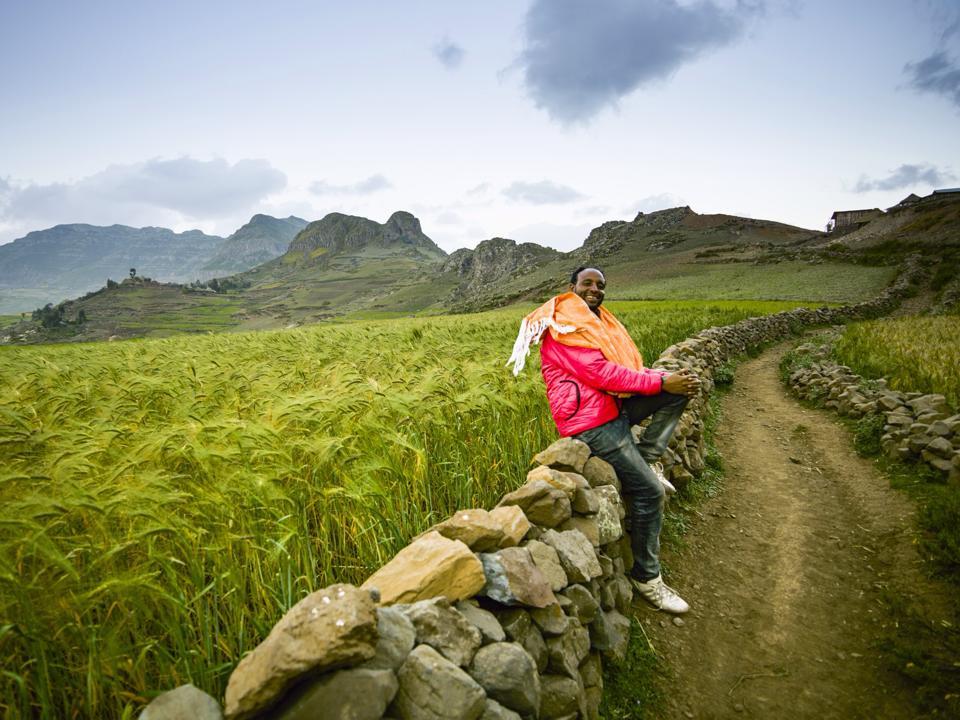 Yayehirad Melaku, the best Lalibela highlands tour guide