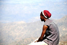 Nahom Misgan, Trekking Tour gudie at Highland Eco Trekking Tours Ethiopia