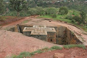 St' George church, Lalibela