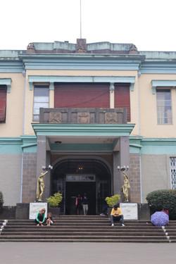 Addis Ababa Museum