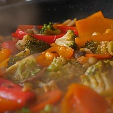 Steamed Mixed Veggies