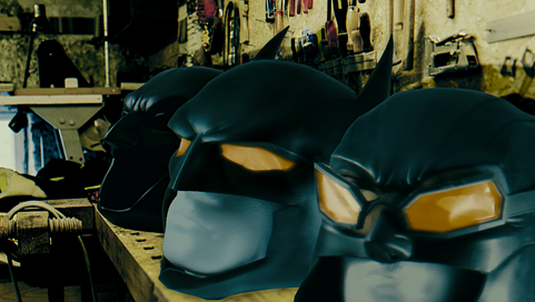 Batman's Workshop