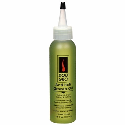 Doo Growth Stimulating Hair Oil / Anti Itch
