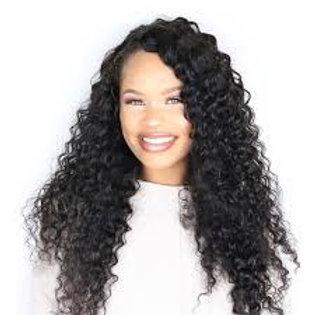 Virgin Indian Deep Wave Hair Bundles